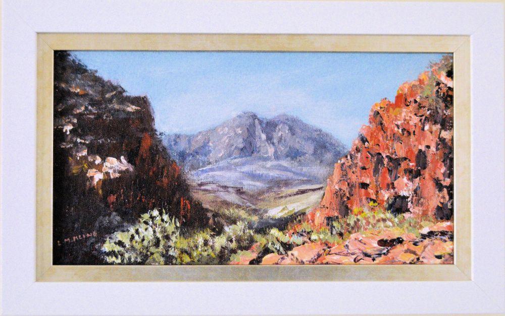 Mt Giles Through Ormiston