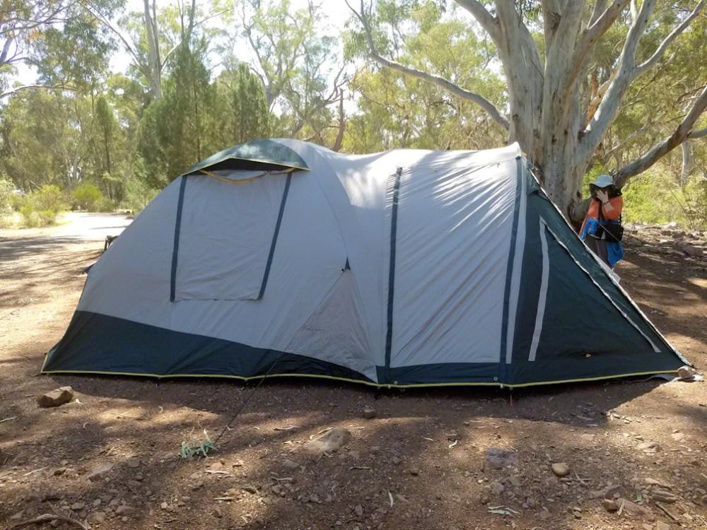 M-B Tent